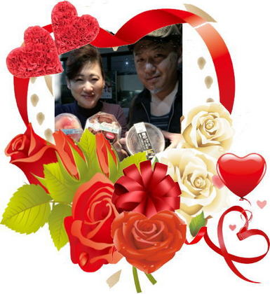 8日The 22th Wedding Anniversary�@.jpg